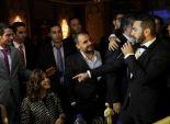 بالصور| تامر حسنى وسميرة سعيد وكارول سماحة نجوم حفل