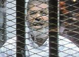 تأجيل محاكمة مرسى فى قضية الهروب من سجن وادى النطرون لـ 13 يوليو