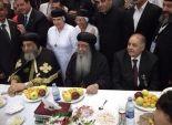 البابا تواضروس يرسل برقيات تهنئة للسيسي ومحلب والطيب بقدوم رمضان