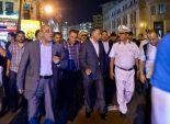 محافظا القاهرة والجيزة: بدأنا حملات للقضاء على ظاهرة «الباعة الجائلين» وضبط حركة المرور