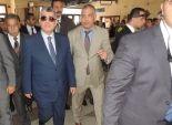 وزير الداخلية يتفقد الارتكازات الأمنية والحدودية بالإسماعيلية