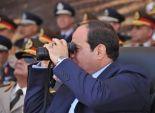 السيسي: الحملة الأمنية في سيناء تحاول بقدر الإمكان الحفاظ على الكرامة الإنسانية
