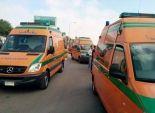 مصرع 16 وإصابة 16 فى حادث تصادم اتوبيس نقل عام بسيارة نقل على سفاجا قنا