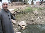 أهالى 6 قرى يشربون مياهاً مختلطة بنفايات الغسيل الكلوى بالشرقية