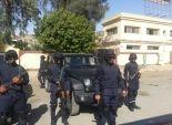 بالصور  قوات الانتشار السريع تصل السويس للمشاركة في تأمين المواطنين والمؤسسات