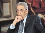 موسى: الثورات العربية الحقيقية استغلت من التيارات الأكثر تنظيما