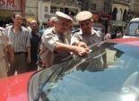 أمن سوهاج يحرر 871 مخالفة مرورية في حملة أمنية