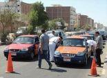 مدير مرور الدقهلية : ضبط 42 مخالفة لسائقي سيارات الأجرة لعدم الإلتزام بتعريفة الركوب
