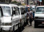 إضراب سائقى الأجرة بالقصير لزيادة عدد السيارات