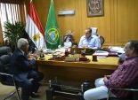 محافظ الاسماعيلية يستقبل مدير الأمن الجديد