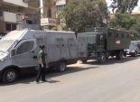 عاجل| استشهاد نقيب شرطة وإصابة آخر إثر اطلاق النار على كمين بسوهاج من قبل مجهولين