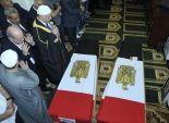 جنازة عسكرية بأبو حماد في الشرقية لتشييع جثمان أحد شهداء رفح