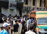 انفجار قنبلة زرعها مجهولون أسفل سيارة شرطة بجوار قسم الرمل بالإسكندرية