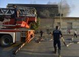 الحماية المدنية: 4سيارات إضافية للسيطرة على حريق