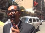 بالفيديو| شبيه السادات يتقمص شخصيته على الهواء: مبارك هز كيان إسرائيل