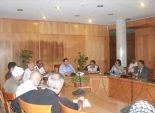 بالصور| محافظ دمياط يعقد الاجتماع الثالث لتنمية وتطوير بحيرة المنزلة