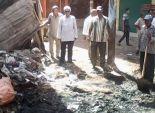 أصحاب شركات فصل القمامة من المنبع في إمبابة يهددون بالاعتصام لتأخر صرف مستحقاتهم