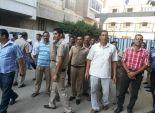 أفراد وأمناء شرطة المرور بدمياط يفضون إضرابهم بعد لقاء مدير الأمن