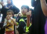 «مرام» صاحبة الـ91%: نفسى أروح الحج يا سيسى علشان أدعى لمصر وشعبها.. و«حسين»: نفسى ألتحق بالجامعة البريطانية