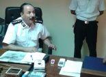 مدير مرور بورسعيد يتسلم مهام منصبه بتفقد وحدات الإدارة والعاملين