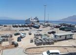 انتظام حركة الملاحة البحرية في ميناء نويبع