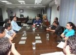 ممثلو الأحزاب والحركات بسوهاج يبحثون شكاوي الأهالي مع شركة مياه الشرب