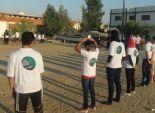 الخارجة التعليمية تنظم معسكرا لإعداد قادة مجالس اتحادات الطلاب