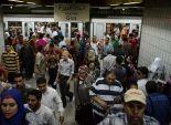 بالفيديو| تكدس في محطة مترو الجامعة بسبب الخروج المفاجئ للطلاب