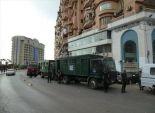 تفريق مسيرة للإخوان بالبحيرة وضبط أحدهم بحوزته فيديوهات لأقسام الشرطة