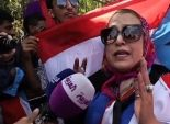 بالفيديو| الجالية اليمنية أمام الجامعة العربية تطالب بانفصال الجنوب