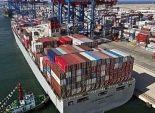 ميناء بورتوفيق يستقبل 1031 سيارة من جدة