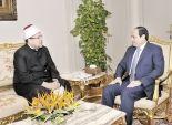 «السيسى» يطالب وزير الأوقاف بتجديد الخطاب الدينى لمواجهة «التطرف»