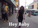 بالفيديو  فتاة أمريكية ترصد حالات التحرش بها في منهاتن خلال 10 ساعات