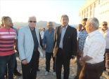 بالصور| وزير الشباب يتفقد القرية الأوليمبية بشرم الشيخ