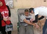 إدارة رعاية الشباب بجامعة بنها تنظم حملة للتبرع بالدم