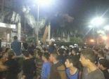 أصدقاء طلاب الأورمان يعاودون التظاهر أمام ديوان عام البحيرة