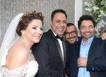 بالصور| نجوم الفن في حفل زفاف مهندس الصوت أمير محروس