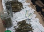 ضبط نائب مدير مستشفى خاص يتاجر بالحشيش والأقراص المخدرة في مرسى علم