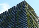 بالصور| نباتات خضراء تغطي أطول ناطحات السحاب حول العالم