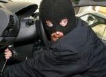 القبض علي أحد أفراد عصابة سرقة إطارات سيارات النقل على الطريق الزراعي