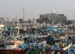 لليوم الثاني .. توقف عمليات الصيد بكفر الشيخ بسبب ارتفاع الأمواج