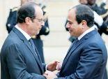 «السيسى» لـ«لوفيجارو»: لا يوجد فى مصر «حبس إدارى»..وحرية الرأى مكفولة