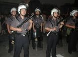 الشرطة الصينية تشتبك مع محتجين بالغاز وتعتقل أكثر من 40 شخصا