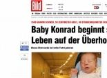طفل ألماني محل إقامته