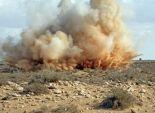 إصابة شخص في انفجار جسم غريب من مخلفات الحرب العالمية الثانية بالسلوم