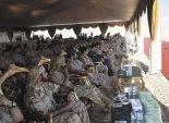 بيان بـ«الذخيرة الحية» للجيش المصري والإماراتي ضمن مناورة «سهام الحق»
