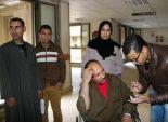 إصابة 18 منهم 9 تلاميذ ابتدائى فى حادث على طريق المنوات جنوب الجيزة