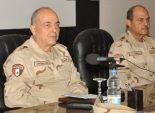 رئيس أركان الجيش المصري يلتقي طلاب كلية الضباط الاحتياط