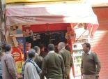 تحرير محاضر تموينية لبيع اسطوانات الغاز بغير التسعيرة المقررة ببورسعيد