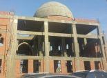 توقف البناء في مسجد بالتجمع منذ 10 سنوات.. وأهل الخير: